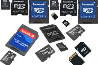 5 Best SD Cards For Your Money