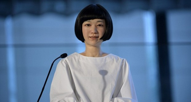 Life Like Robots 2014 Japans New Android Robots Are