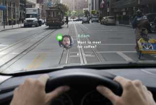 Navdy – The Heads Up Display For Your Car