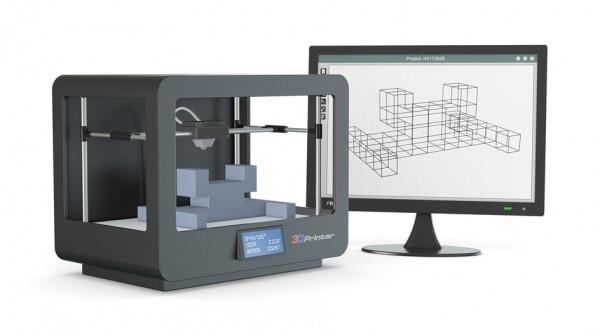 Cad Cam with a 3D Printer