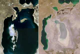 What Really Happened to the Aral Sea