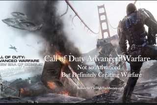 Call of Duty Advanced Warfare Not so Advanced but Definitely Creating Warfare