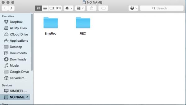 gosafe 110 in mac 2 files