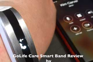 A Truly Smart Watch – The GoLife Care Smart Band by PapaGo