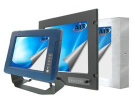 rugged touch screen monitors