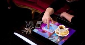 touchscreen table future