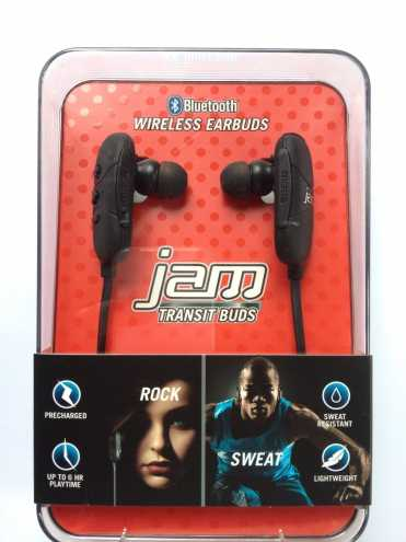 JAM Transit Wireless Earbuds