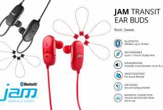 Review: JAM Transit Mini Wireless Earbuds (Bluetooth)