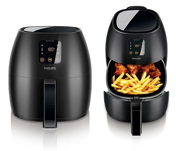 Review Of The Phillips Air Fryer Frying Without Oil