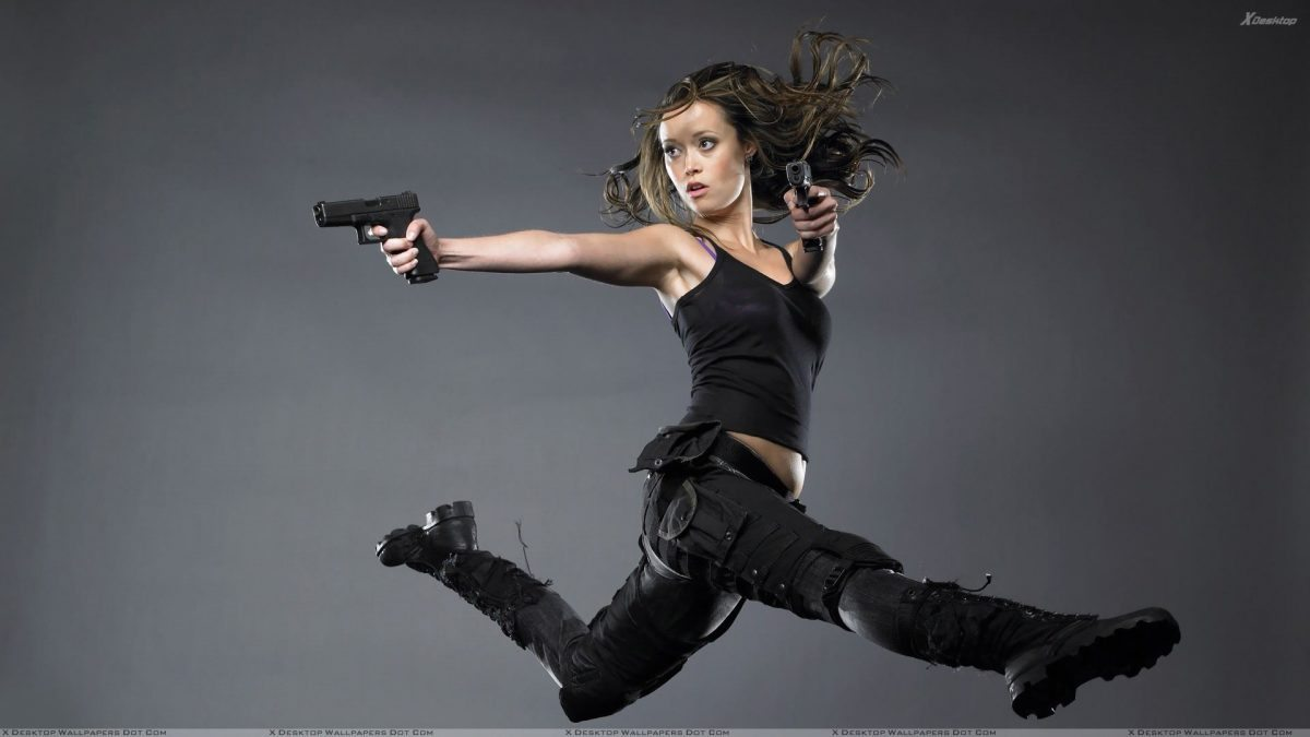 hottest actress in science fiction