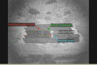 These Guided Bullets Hit Moving Targets With Ease – Meet the DARPA EXACTO Program