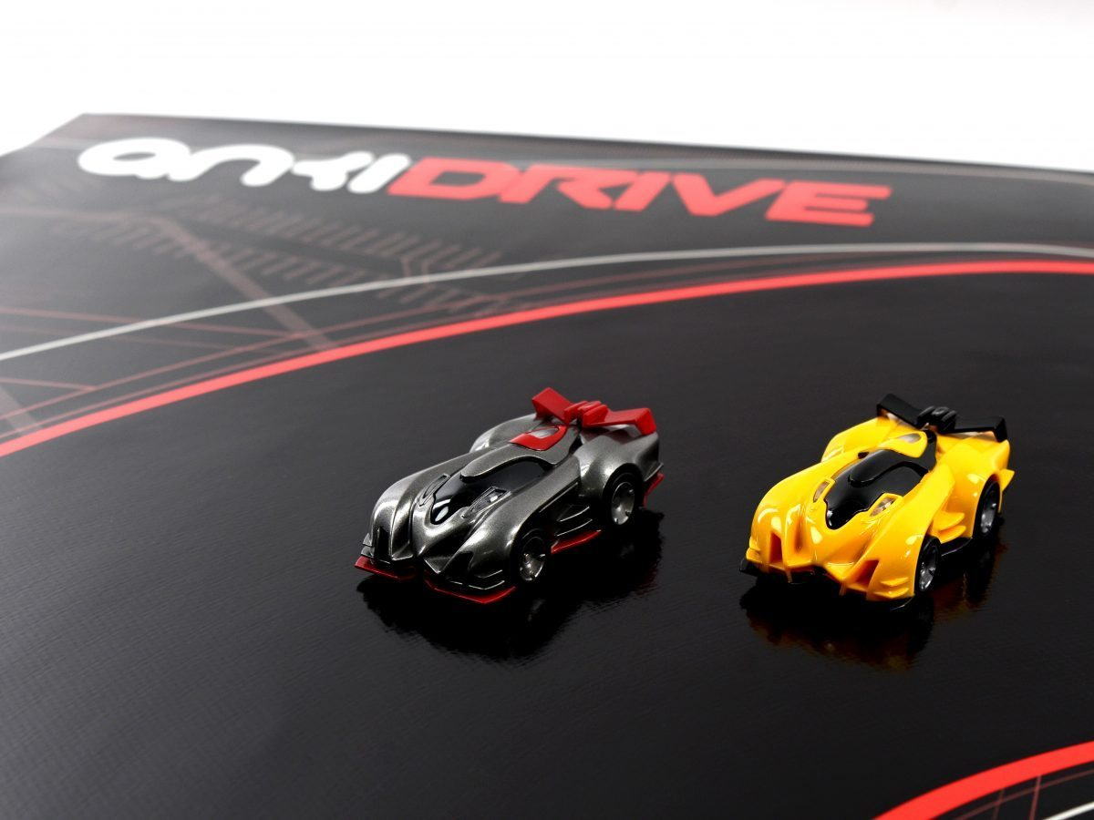 Create Your Own Car Games And Drive It >> Anki Drive Is the High Tech Toy That Brings Video Games to the Real World - The High Tech Society