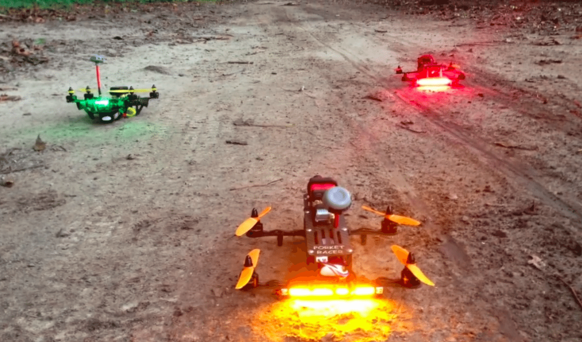 First Person Drone Racing Could Be the Coolest Thing Ever ...