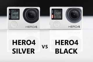 Gopro Black vs. GoPro Silver – Which to Choose?
