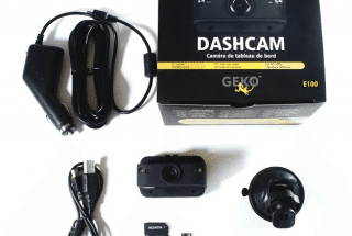 A Review of the Geko E100 Dash Cam By Papago