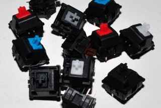 Types of Mechanical Keyboard Switches