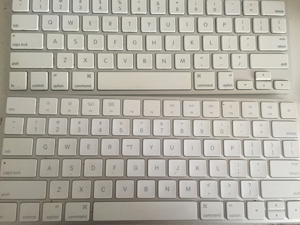 b0ac2667385 Apple Wireless Keyboard vs. Apple Magic Keyboard A Review & Comparison