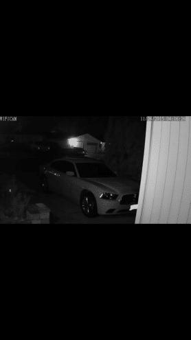 night vision snug cam image