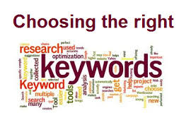 keyword picking seo website blog