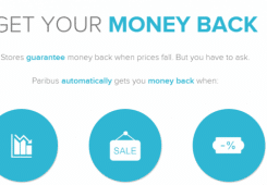 paribus money back online shopping