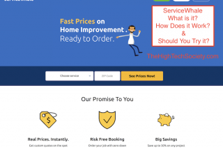 Make Home Improvement Projects Easier With ServiceWhale