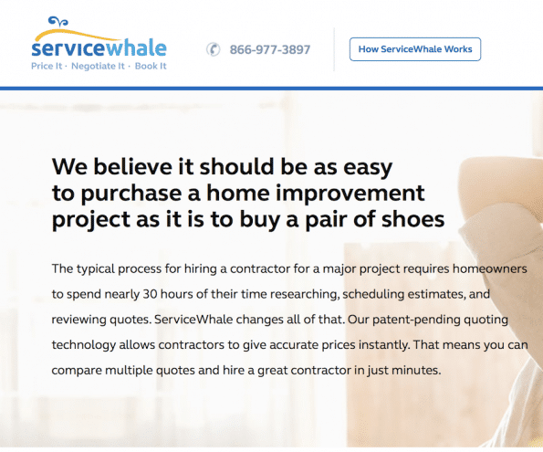 how service whale works