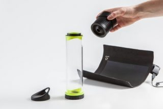 The Fontus – A Self-Filling Water Bottle
