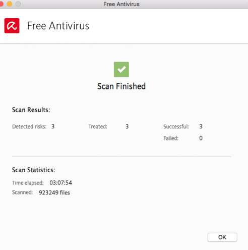 avira for mac, avira review, review of avira free for mac