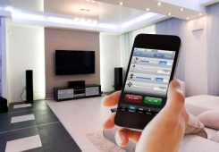 home automation app smart home