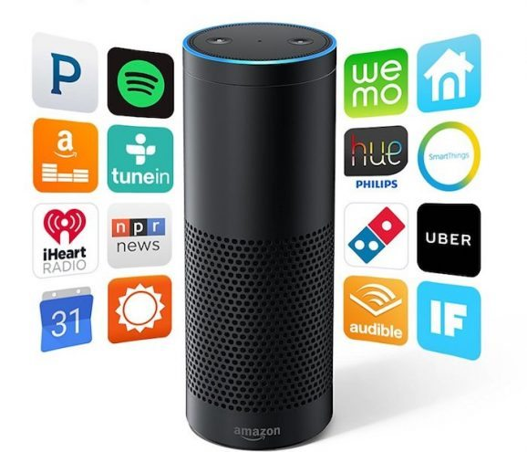 amazon echo alexa smart home automation