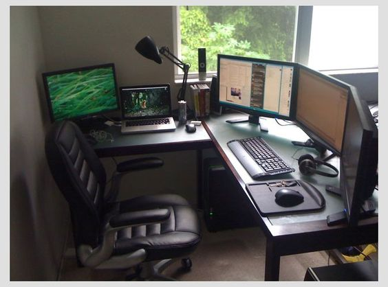 Online Gaming Computer Home Office