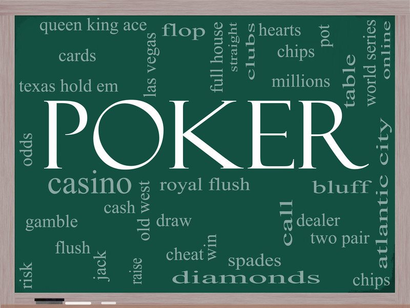 poker dictionary