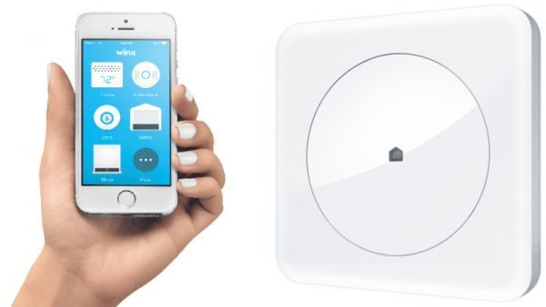 the wink hum smart home automation