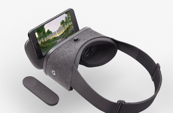 The Google Daydream VR Headset, coming soon