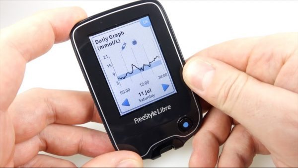 This Device Monitors Blood Sugar Without Pricked Fingers