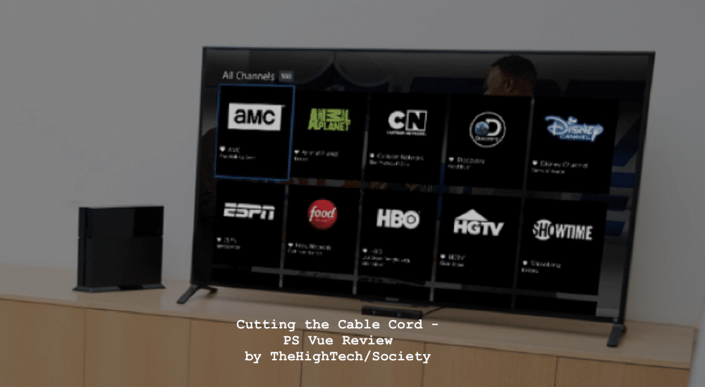 ps vue review, playstation review feature image