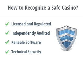 online casino safety checklist
