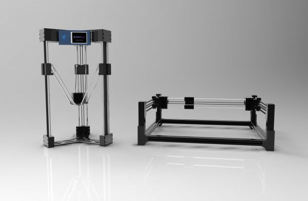 Optimus, modular 3D printer, 3D printer, febtoptech printer, febtop tech price, buy the febtoptech