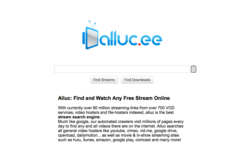 Alluc free streaming facts