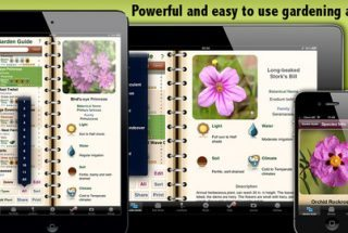 Top 5 Apps for Gardening