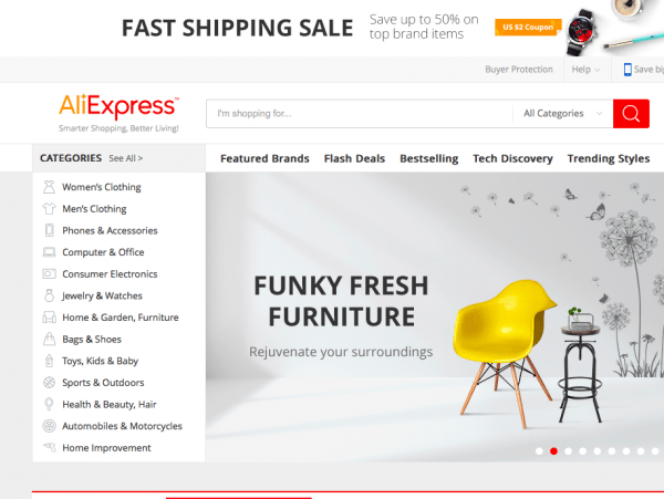 Ali Express review, Chinese websites, order from Chinese websites, Ali Express safe, wholesale websites safe