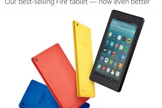 The New Kindle Fire vs Old – 7″ Model –What's the Difference