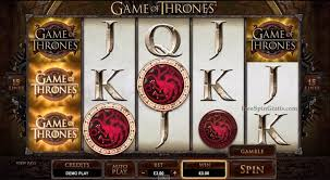 game of thrones online slot game