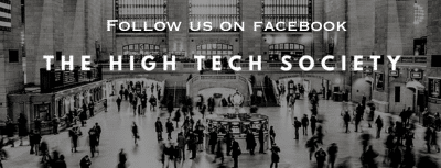 follow the high tech society on facebook
