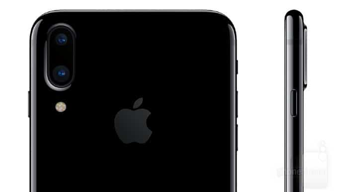 iphone 8 vertical rear camera