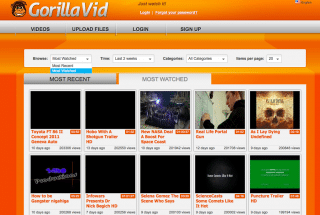 GorillaVid – Is it Legit? Is it Safe?