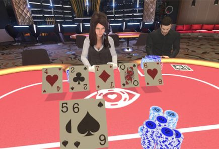 casino vr poker games