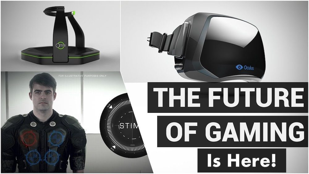 oculus impacts vr gaming world virtual reality headset