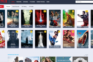 Use 123NetFlix to Watch Free HD Movies & TV Series Online
