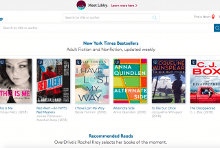 What is OverDrive? How to Access and Read Millions of Library Books Online
